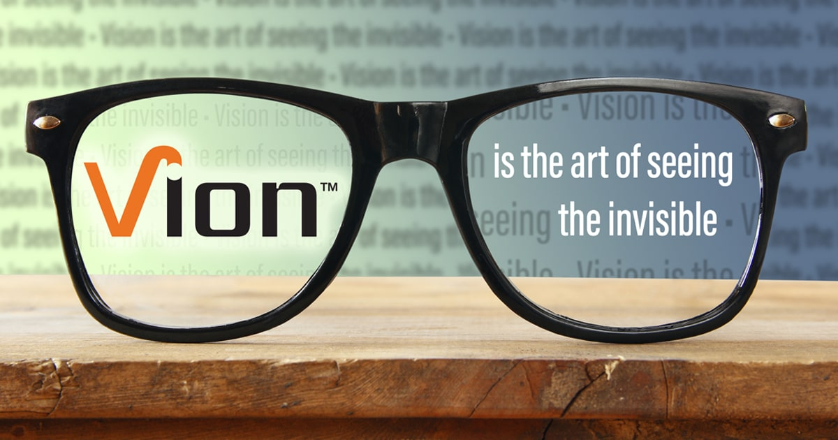 Vion is the art of seeing the invisible